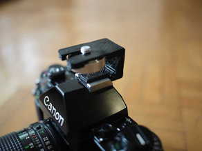 Camera mount accessories