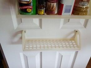 Pergo Pantry Door Shelf