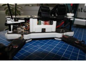 ZMR250 screw less Electronic Mount