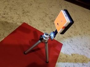 PocketLab Voyager tripod mount