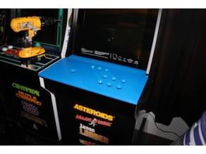 Arcade1Up Single Player Mame/Retropie Control Deck