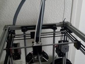 Ultimaker 2 PTFE tube holder (1.75mm)