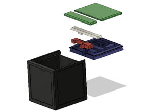 Marble Maze Gift Box