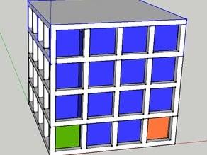 Puzzle box - dual extrusion