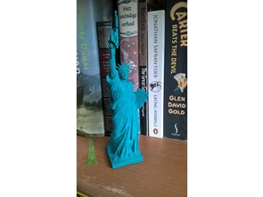 Ghostbusters Statue of Liberty