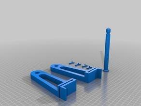 Witbox external spool support for flexible filament (TPU/Filaflex/Soft PLA)