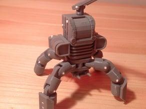 Mini Mech - Armored Version