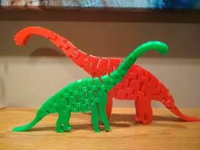 Flexi-Brachiosaurus