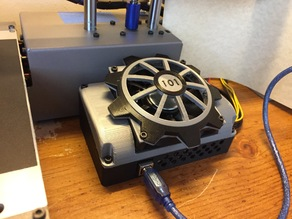 Vault PrintrBoard RevF6 USB B Case