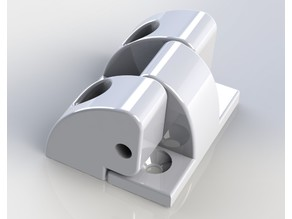 Beefy Hinges for 2020 Aluminium Extrude