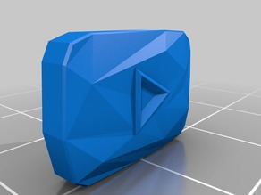 YouTube Diamond Play Button