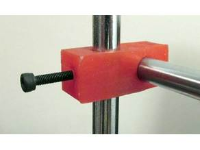 Customizable Dual Rod Clamp