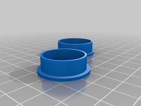 Knerled Fidget Spinner Ring - 13.5