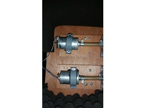 Small Motor Clamp