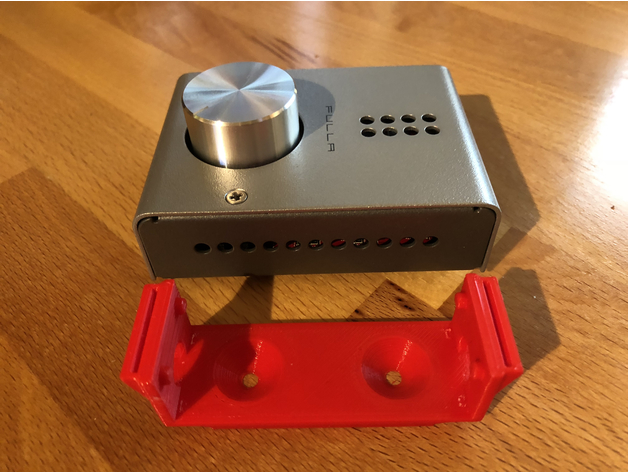 Schiit Fulla Mount by Le_Domme - Thingiverse