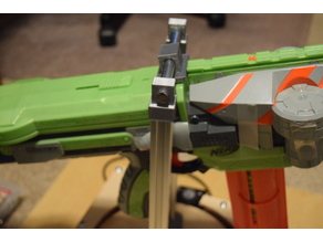 Automated Nerf Sentry Turret