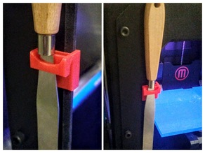 Clip-on Tool Holder