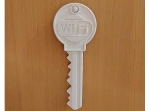 Wifi-Key-Holder