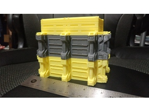 Double Wide Guard Tower
