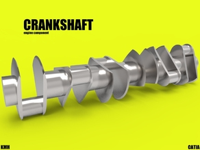 crankshaft v12 engine