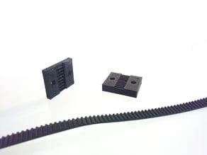 GT2 Belt 6mm mount