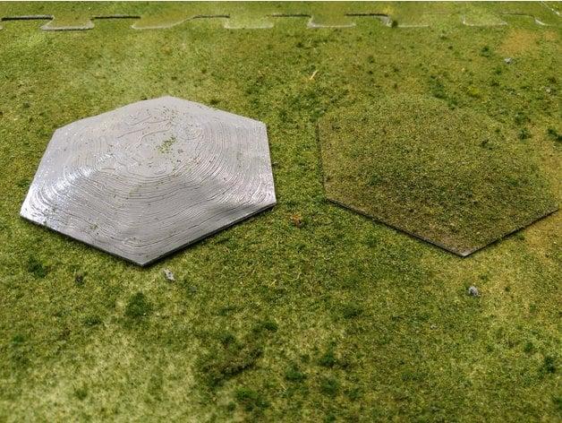 Hex Terrain Tiles by tshryock