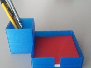 Simple Office Desk Organizer