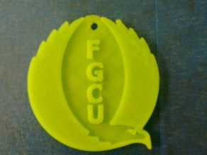 FGCU keychain