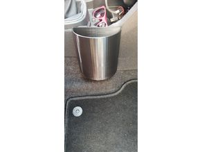 Opel Corsa D Mülleimer/Trashcan -  Storage Compartment