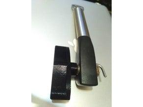Can opener crank