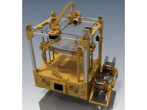 """The HUM Box V2.0"" 3D Printer"