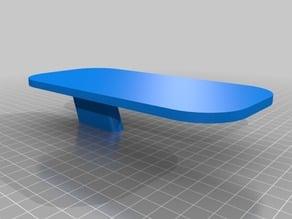 Desktop Mount For Kinect-Pi Scanner