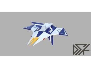 Wolfen II from Star Fox Zero