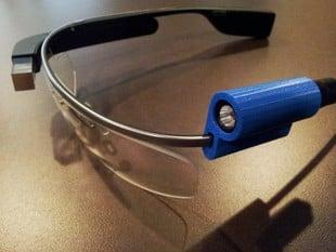 G-Torch (Google Glass Torch)