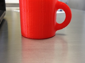 Plastic Espresso Mug