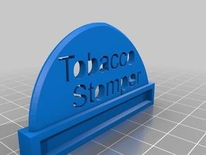 Tobacco Stomper for Tally Ho Cigarette Machine