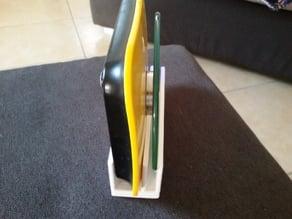 Digital scale holder