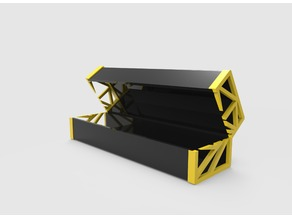 IkeaHack - glasses box