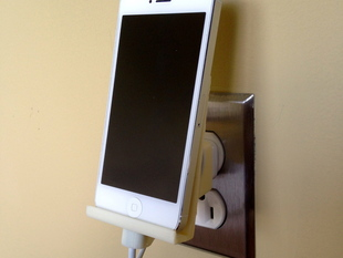 iPhone 5 Wall Outlet Dock