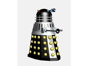 CLASSIC DALEK FROM (1965 The Chase)