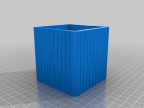 8x8x8 ninja-flexible box
