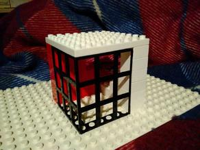 Bauhaus Duplo #3: Factory Window