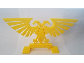 Imperial Aquila with Stand