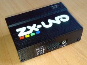 ZX-Uno case, a Sinclair ZX Spectrum clone