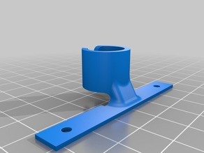 Anycubic i3 Mega Ultrabase Cable Guide