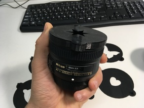 Bokeh Nikon (nikkor 50mm)