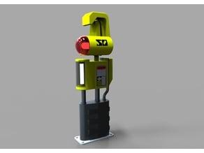 Si Fi parking meter
