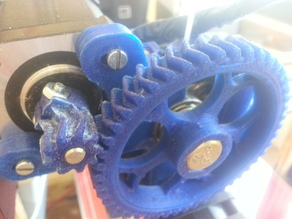 improved gears for greg's wade extruder