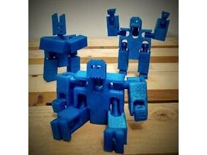 Robô Cubo