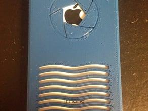 iPhone 5C Case - Aperture